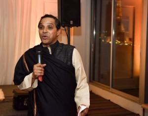 Arup Ghosh, directeur exécutif et co-fondateur de Tomorrow's Foundation