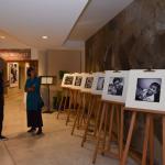 Le photographe Yves Cocatrix présente la série de portraits d'enfants qu'il a réalisée à Calcutta